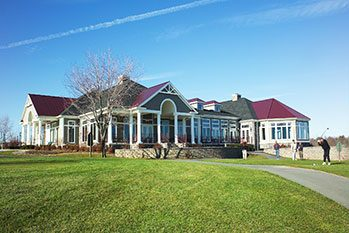 Construction Management - Van Patten Golf Course Clubhouse
