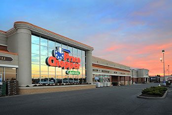 Supermarket Renovation - Price Chopper - Price Chopper exterior