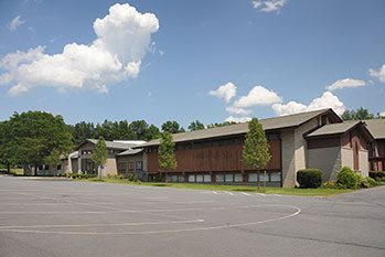 Faith Baptist Church exterior - Commercial Design/Build Project - Faith Baptist Church