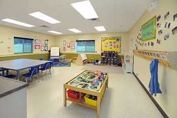 Faith Baptist Church Pre-K room - Commercial Design/Build Project - Faith Baptist Church