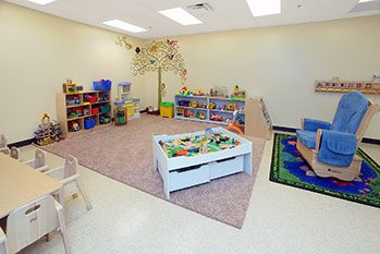 Faith Baptist Church Toddler Room - Commercial Design/Build Project - Faith Baptist Church