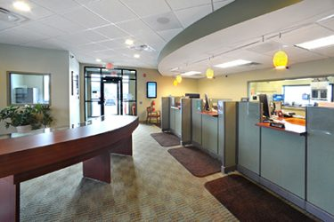 New Bank Branch - General Contractor - Hudson River Commuity Credit Union