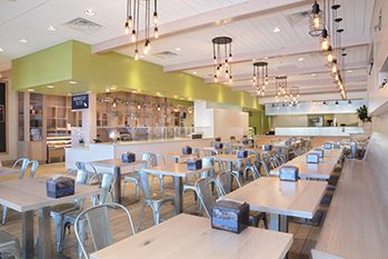 Restaurant Renovation for Bountiful Bread