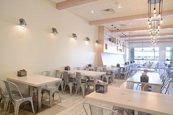 Restaurant Renovation for Bountiful Bread